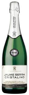 Jaume Serra Cristalino Cava Brut 750ml - Case of 12